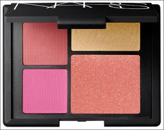 NARS Foreplay Palette for Sephora- A whole palette based on my all time fave blush Nars Orgasm (gotta love Nars' names for thier colours)