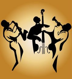 Jazz trio – Millions of Creative Stock Photos, Vectors, Videos and Music Files For Your Inspiration and Projects. Music Pics, Music Pictures, Music Images, Art Pop, Arte Jazz, Jazz Trio, Jazz Instruments, Music Drawings, Jazz Musicians