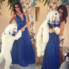 La preciosa mascota Vivian, standard poodle, de Peluquería Canina Vivancos, en un pase de modelos Backless, Formal Dresses, Fashion, Templates, Security Fencing, Nail Hacks, Ozone Therapy, Dresses For Formal, Moda