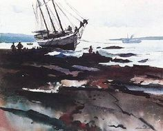andrew wyeth watercolor - Google Search
