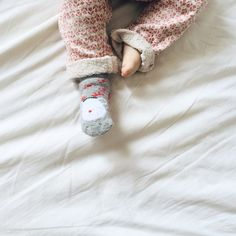 """always missing a sock.. ♡"""