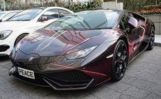 Hot Lamborghini Huracan @SalmanAli