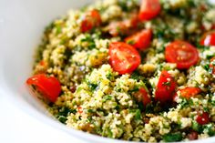 Cuscus with vegetable Healthy Recepies, Raw Food Recipes, Wine Recipes, Vegetarian Recipes, Cooking Recipes, Appetizer Salads, Appetizer Recipes, I Love Food, Good Food