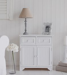 Small White Hallway Storage Cupboard Ideas To Decorate Your Hall In New England Style