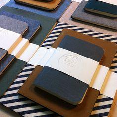 Emgie Libris handmade notebooks