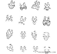 Vector illustration of different facial expressions agitate, angry, caricature, cartoon, character, cry, depressed, embarrassment, emotion, excited, express, expression, expressive, eyes, face, facial, feel, funny, gay, glad, gladness, glee, happiness, happy, illustration, image, joy, joyful, man, mouth, people, picture, sad, sadness, satisfy, shock, show, surprised, tease, vector, wondering