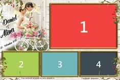 Wedding photobooth template rustic Photobooth Layout, Photobooth Template, Wedding Photo Booth, Wedding Photos, Photo Booth Design, Wedding Templates, Blogging, Rustic, Design Ideas