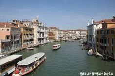 Roteiro Europa 20 dias: 4 roteiros de viagem pela Europa! Veneza