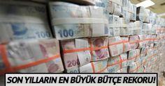 """Bütçe son 12 yılın en yüksek fazlasını verdi  Maliye Bakanı Naci Ağbal, """"Bütçe, mayısta 3,7 milyar lira, ocak-mayıs döneminde ise 9,1 milyar lira fazla verdi. Böylece yılın 5 ayında 2004'ten bu yana en yüksek bütçe fazlasını verdik."""" dedi.  Bütçedeki güçlü performansı mayısta da sürdürdüklerini kaydeden Ağbal, hem mayısta hem de ocak-mayıs döneminde bütçe fazlası verildiğini belirtti. Ağbal, """"Bu yıl mayıs ayında 3,7 milyar lira ile 2015 yılı mayıs ayına göre 2 milyar lira daha yüksek fazla v"""
