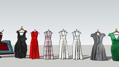 Amplia vista previa del modelo 3D de clothing