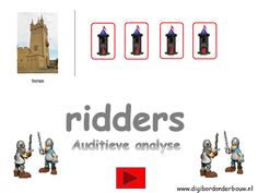Powerpoint Downloads - Ridders auditieve analyse