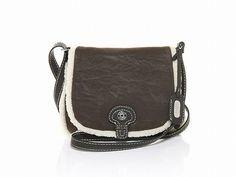 Esprit faux suede shoulder bag - Handbags video | the best of the highstreet's a/w handbags