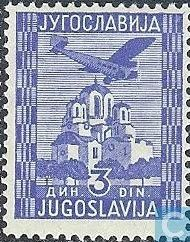 1934 Yugoslavia - Oplenac