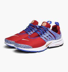 Nike Air Presto Qs Gym Red Racer Blue Sale