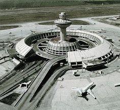 Zvartnots International Airport in Armenia