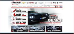 Bob Novick Auto Mall Sales and Service    The Bob Novick Auto Mall that features a number of popular cars boasting great performance, Cadillac, Buick, GM, Chevrolet, is ready to welcome you and offer you a variety of car makes and models.