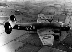 Handley Page Halifax Bomber
