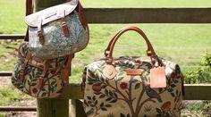 William morris from Barbour William Morris, Barbour, Louis Vuitton Speedy Bag, Diaper Bag, Classic, Prints, Bags, Accessories, Collection