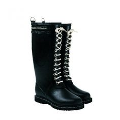 Ilse Jacobsen Women's Rain Boot @ www.let-it-rain.com