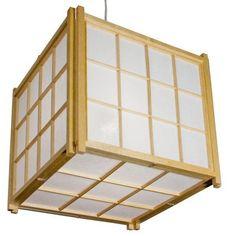 Japanse Kumo Hanglamp Naturel - Orientique.nl - Asian Living
