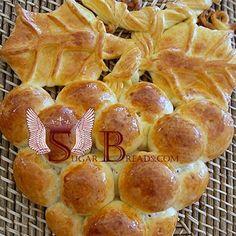 "Пирог ""Виноградная лоза""   Sugar & Breads in Russia"
