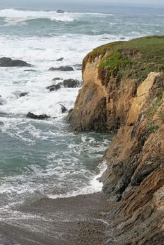 Fort Bragg, Mendocino and Driving the Pacific Coast Highway « The Journey of My Feet