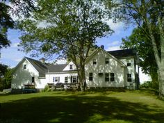 ONE OF 3 BUILDINGS ON PROPERTY 6 BEDROOM, 2 BATH, ATTACHED BARN...WATER VIEWS...WALK TO WATER! Commercial Property For Sale, Maine, Coastal, Buildings, Bath, Mansions, Bedroom, House Styles, Home