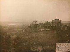 1900 - Final da avenida Higienópolis. No primeiro plano o Hospital Samaritano e ao fundo a várzea do Rio Tietê. Fantástico!!!!