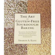 Art of Gluten-free Sourdough Baking Book