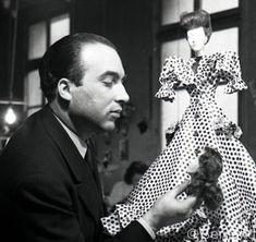 Jacques Fath, Jeanne Lanvin, Fashion Mannequin, Fashion Dolls, Dior, Marcel Rochas, Jean Patou, Paris Mode, Vintage Fashion Photography