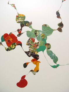 Chiara Banfi #art #collage