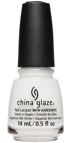 China Glaze Nail Polish, Summer Moon 1713 China Glaze Nail Polish, Opi Nail Polish, Nails, Nail Hardener, China Clay, Color Club, Nail Treatment, Nail Polish Collection, Feet Care