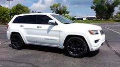 97606392735 Image for Best White Jeep Grand Cherokee Black Rims White Jeep Grand  Cherokee