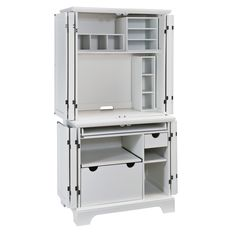 naples white compact computer desk hutch overstock shopping great deals on desks computer