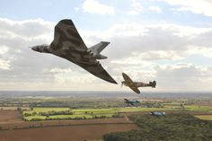 Would you like to take off in a Spitfire to fly alongside Vulcan XH558? That's just one of the fabulous prizes in our new Cold War Season Raffle. Others include a remarkable 'money can't buy' day with the Red Arrows and a luxury holiday in Vienna, scene of so many thrilling Cold War adventures. The odds are good and every penny of profit helps XH558. Do share please if your friends would enjoy these prizes too. www.vulcanxh558raffle.co.uk