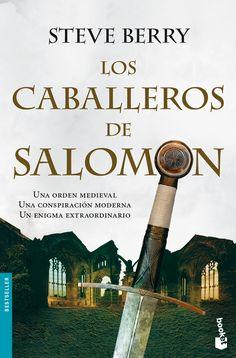 Los caballeros de Salomón, de Steve Berry. Un thriller templario