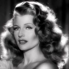 "Beauty Never Dies classic-hollywood-glam: ""Rita Hayworth "" Best Hollywood Actress, Most Beautiful Hollywood Actress, Old Hollywood Actresses, Classic Actresses, Hollywood Icons, Old Hollywood Movies, Hollywood Star, Hollywood Vintage, Vintage Movie Stars"