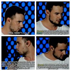 liam asked the crowd whats their fave song from four this is hilarious