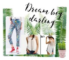 Daré by tichia-b on Polyvore featuring polyvore, fashion, style, New Look and clothing