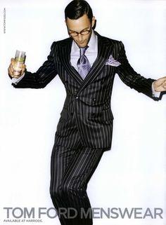 <3 MyFDB - Tom Ford Menswear Ad Campaign Spring/Summer 2008 Shot