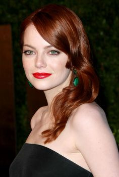 "Emma Stone ... she is very close to Max. A little too young, and probably too short, but this is close. (Max is 31 and 5'10"")"