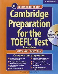 Cambridge Preparation for the TOEFL iBT Test 4th ed Pdf +CdRom +Keys | eStudy Resources