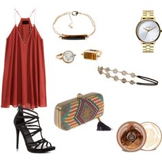 Clothes & Others Things: Girls' Night #8