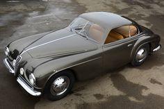 1950 Alfa Romeo 6C 2500SS Villa d'Este Coupe (Superleggera)