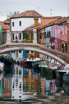 Colors of Burano, Italy