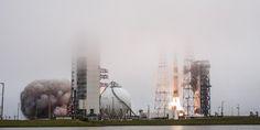 Ammerika brengt nieuwe GPS navigatiesatelliet in de ruimte http://www.spacepage.be/nieuws/ruimtevaart/lanceringen/gps-navigatiesysteem-krijgt-nieuwe-satelliet… @ulalaunch @ruimtevaart