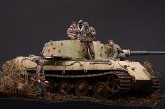 Tiger II ausf. B.
