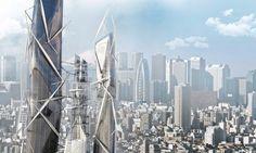 Global cities - Consciousness Revolution
