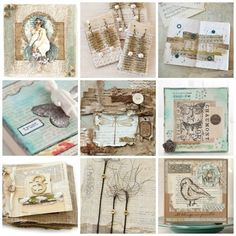 """7 """"Novel"""" Ways to Use Old Books in Your Artwork"""