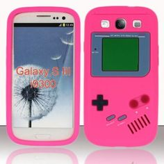 Do you like back of your Samsung S3 look like a game-boy? Let's make impressive appearance for your phone right now!